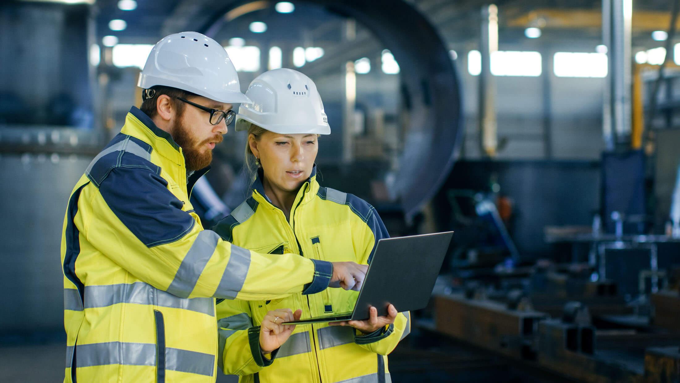 Audits und Dienstleistungen im Energiesektor